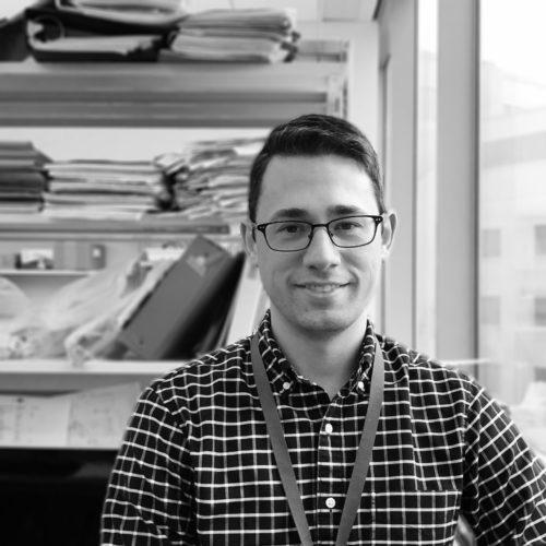 Greg Westcott : Post-Doctoral Fellow