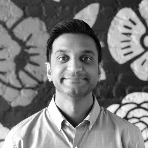 Suraj Patel : Post-Doctoral Fellow